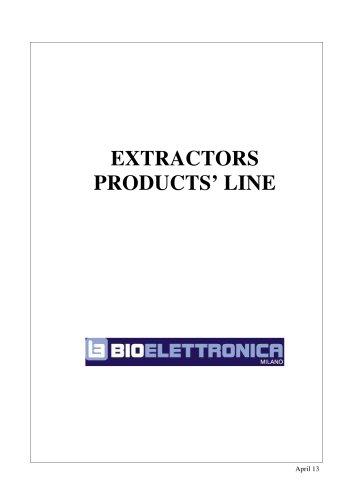 Boelettronica Extractors Catalogue.pdf