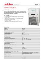 F1000 Recirculating Cooler