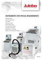 INSTRUMENTS FOR SPECIAL REQUIREMENTS