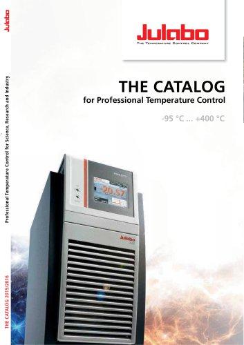 JULABO Brochure  EN