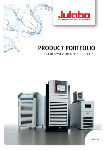 JULABO Products