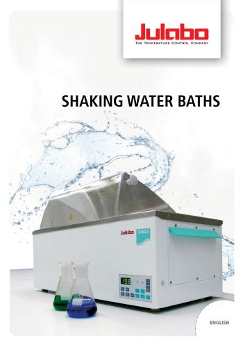 JULABO Shaking Water Bath