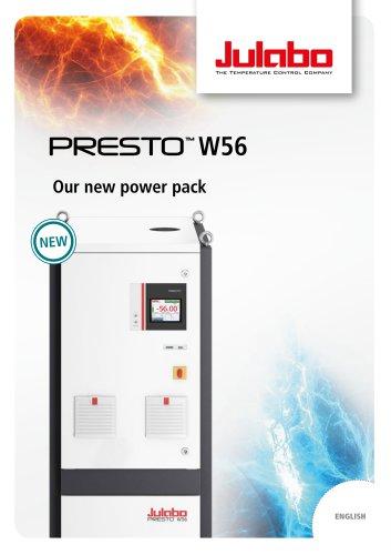 PRESTO W56 Flyer