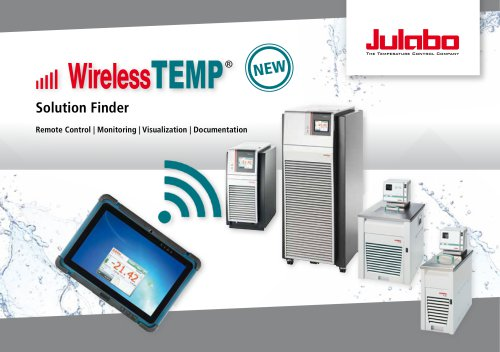 WirelessTEMP - Solution Finder