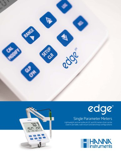 edge® dedicated Brochure
