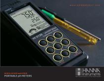 HI 9125N Portable pH Meter
