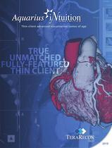 Aquarius iNtuition UNLIMITED Brochure 2010