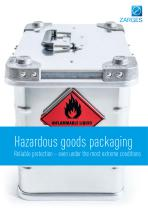 Hazardous goods packaging by ZARGES - 1