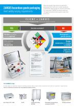 Hazardous goods packaging by ZARGES - 7