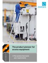 The product pioneer for access equipment - 1