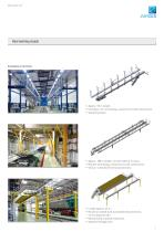 Special solutions for rail vehicles and buses - 11