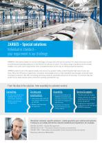 Special solutions for rail vehicles and buses - 2