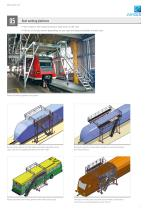 Special solutions for rail vehicles and buses - 7