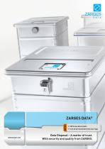 ZARGES data disposal containers - 1