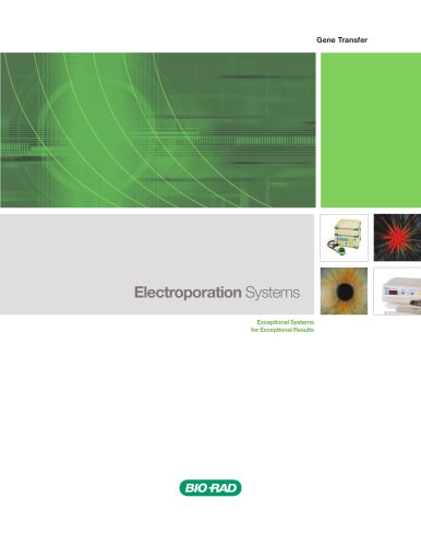 Electroporation Systems