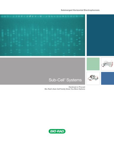Sub-Cell ®  Systems