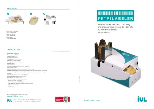 Petri Labeler