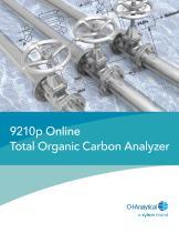 9210p Online Total Organic Carbon Analyzer