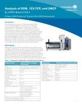 Analysis of EDB, 123-TCP, and DBCP