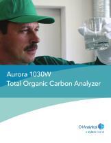 Aurora 1030W TOC Analyzer