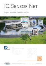 WTW Process Instrumentation (single chapter IQ SENSOR NET)