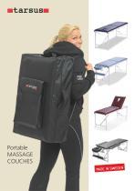 Portable  massage  couches