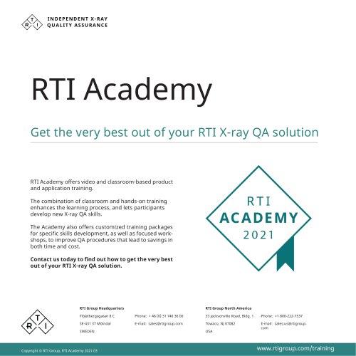 RTI Academy