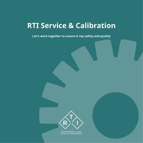 RTI Service & Calibration