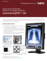 GammaCompMD™ QA