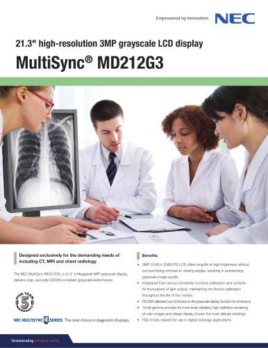 MultiSync® MD212G3