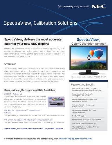 SpectraviewII