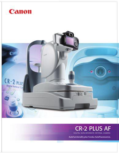 CR2 Plus AF Brochure