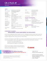 CR2 Plus AF Brochure - 8