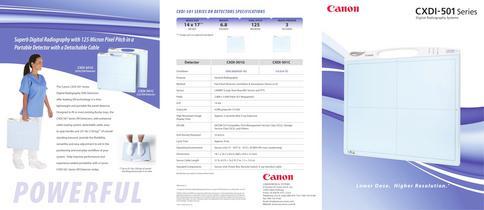 CXDI-501C