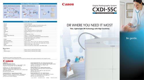 CXDI-55C