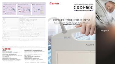 CXDI-60C - 1