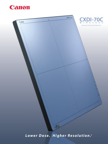 CXDI-70C Wireless