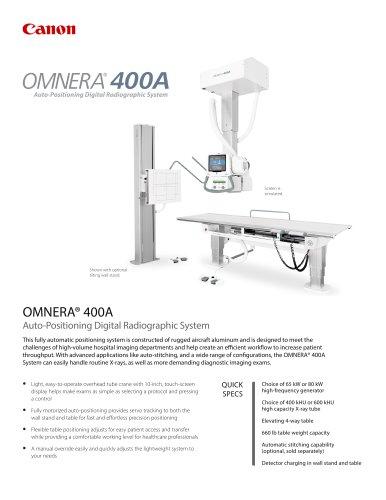 OMNERA® 400A
