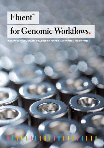 Fluent® for Genomic Workflows