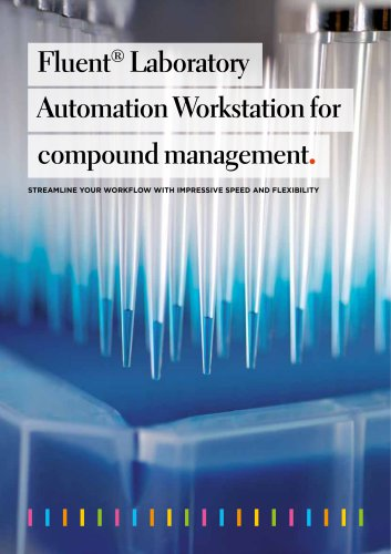Fluent® Laboratory Automation Workstation for compound management