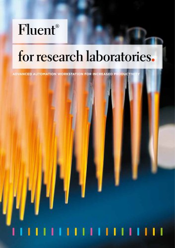 Fluent® for research laboratories
