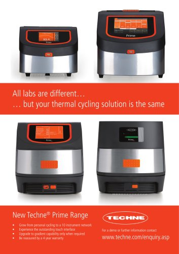 New prime Thermal Cycle Advert