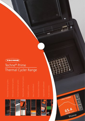 Prime thermal cycle Brochure