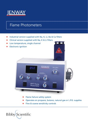 Flame Photometers