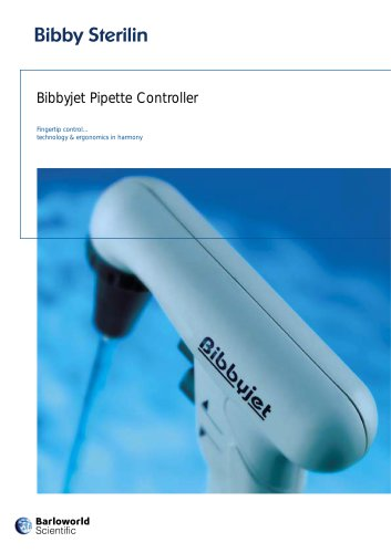 Bibbyjet Pipette Controller
