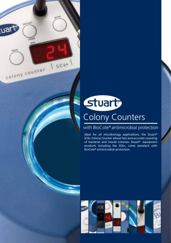 Colony Counters