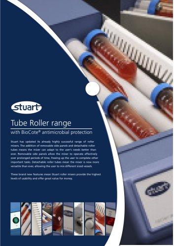 Digital tube rollers - SRT6D, SRT9D