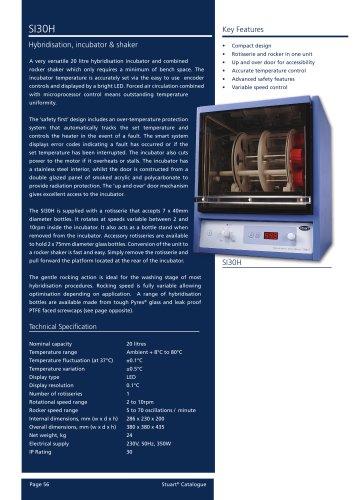 Hybridisation oven, SI30H