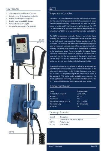 SCT1 Temperature controller
