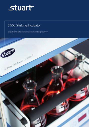 SI500 Shaking Incubator